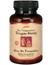 Dragon Herbs Shou Wu Formulation (100caps 450mg)