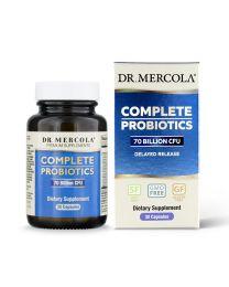 Dr Mercola Complete Probiotics (70 Billion CFU) 30 caps