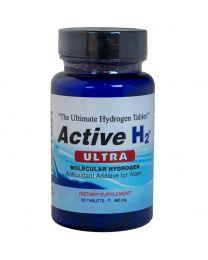 Active H2 (60 tablets) - All Natural Hydrogen Antioxidant Tablets (molecular hydrogen)