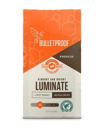 Bulletproof - Luminate 12oz Light Roast Whole Bean Coffee