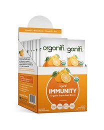Organifi - Immunity Boost - 1 BOX - 14 Single Servings (with Mushroom Beta Glucan)