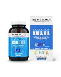 Dr Mercola Krill Oil 180 caps