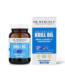 Dr Mercola Kids Krill Oil - 60 caps