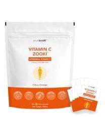 YourZooki - Liposomal Vitamin C (30 Sachets) - alcohol free