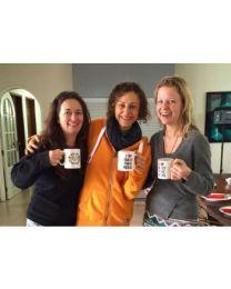 Lion Heart Herbs Tea Delivery System (tea mug!)