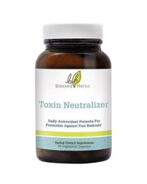 Blessed Herbs Toxin Neutralizer (75 Caps)