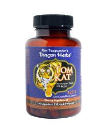 Dragon Herbs TomKat 100 capsules (250mg)