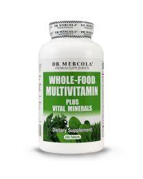 Dr Mercola - WholeFood Multivitamin Plus - 240 Tablets
