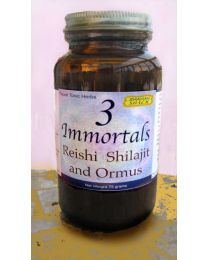Shaman Shack 3 Immortals super powder (Reishi, Shilajit, Ormus) 84g