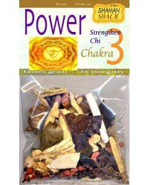 Shaman Shack 3rd Chakra - Power (makes 2-3 Gallons)