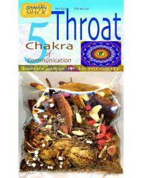 Shaman Shack 5th Chakra- the Throat (makes 2-3 Gallons)