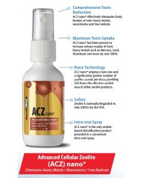 Results RNA - Advanced Cellular Zeolite (ACZ) nano® 2fl oz (60ml)