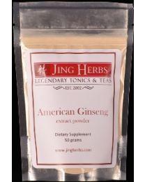 Jing Herbs -  American Ginseng Powder 50g