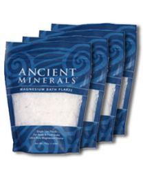 Ancient Minerals Magnesium Bath Flakes 3.629kg (8lb)