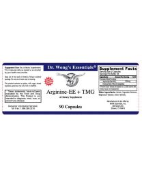 Arginine-EE + TMG 90 Capsules (WAM Essentials)