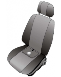 1 x Earthing auto/car Seat Pad (can also be used as a mouse mat)