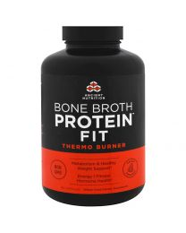 Bone Broth Protein Fit, Thermo Burner , 180 Capsules