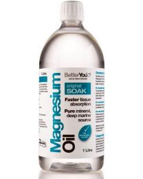 Better You Magnesium Oil (Original Soak) 1 litre