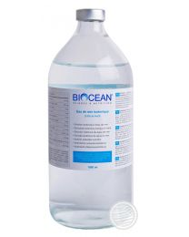 Biocean® Isotonic, 1000ml of drinkable seawater (aka Quinton Isotonic)