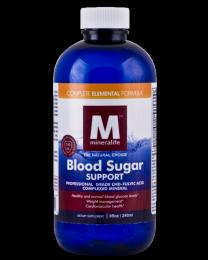 Mineralife - BLOOD SUGAR SUPPORT 8oz