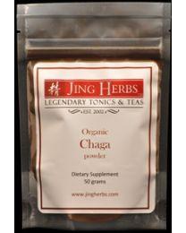 Jing Herbs - Chaga Powder 50g