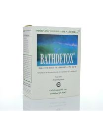 Best Before Dec 2018 - Bath Detox (5 packs) (Chi-Health)