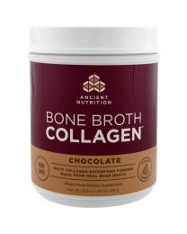 Bone Broth Collagen, Chocolate, 18.6 oz (528g)