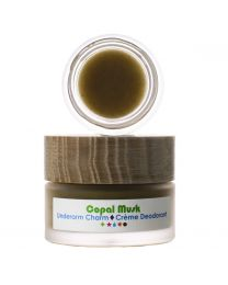 Living Libations Copal Musk Underarm Charm Crème Deodorant 6ml