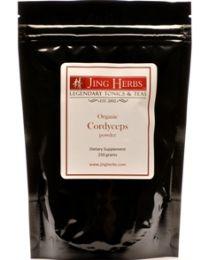 LARGE Jing Herbs - Cordyceps Powder 250g