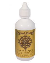 Crystal Energy 4 oz / 40 drops per 32 oz of water 94 servings per container