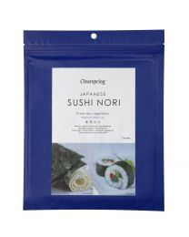 Clearspring 17g Sushi Nori