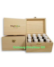 Living Libations Culinary Creations Kit (12 x 5ml bottles)