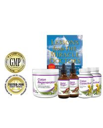 Baseline Nutritionals Intestinal Detox Maintenance Package (Phase 1 of full body detox)