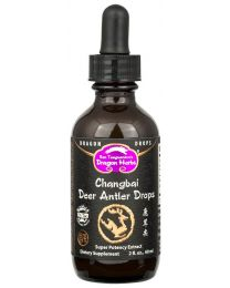 Dragon Herbs Changbai Deer Antler Drops 2fl oz (60ml)