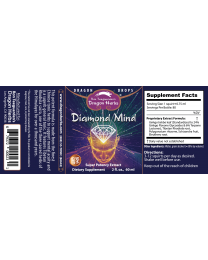 Dragon Herbs Diamond Mind 2floz