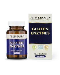 Dr Mercola Gluten Enzymes 30caps