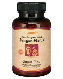 Dragon Herbs Super Jing 100caps (500mg)
