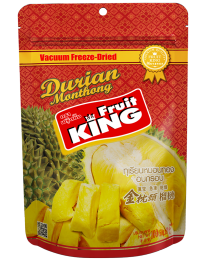 Dried Durian - Vacuum Freeze Dried 50g