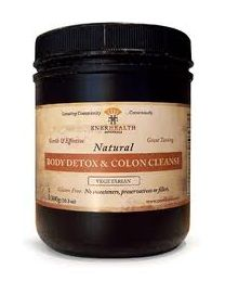 Enerhealth Natural Body Detox & Colon Cleanse 300g (10.3oz)