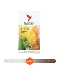 Bulletproof Coffee - The Mentalist Dark Roast (ground) - 340g/12oz (single)