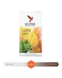 Bulletproof Coffee - The Mentalist Dark Roast (whole bean) - 340g/12oz (single)