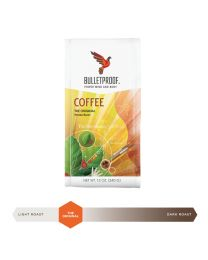 Bulletproof - Upgraded Coffee (whole bean) - 340g/12oz (single)