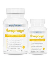 Floraphage, 90 Capsules (Arthur Andrew Medical) (Prebiotic / probiotic supplement)