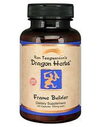 Dragon Herbs Frame Builder 100 Capsules (500mg)