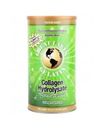 Great Lakes Gelatin - Collagen Hydrolysate (green canister) - 454g