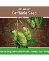 Afrigetics Griffonia Seed (60 vegecaps 350mg)