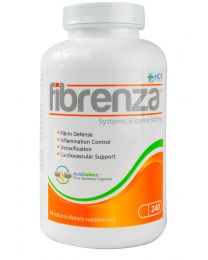 Fibrenza Systemic Enzymes 500mg (60caps)