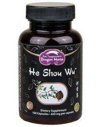 Dragon Herbs He Shou Wu (100caps 450mg)