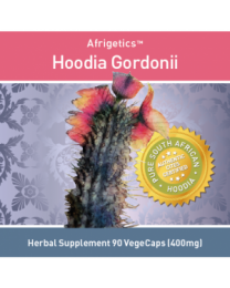 Afrigetics Hoodia Gordonii (90 vegecaps 400mg)
