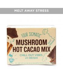 Four Sigma Foods - Mushroom Hot Cacao Mix with Reishi 10 bags